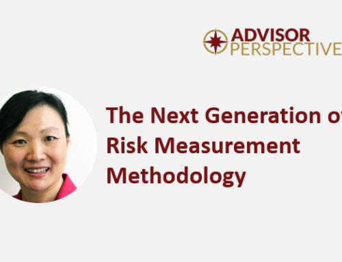 The Next Generation of Risk Measurement Methodology